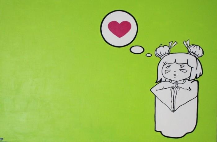 Yoshiko Loves Green