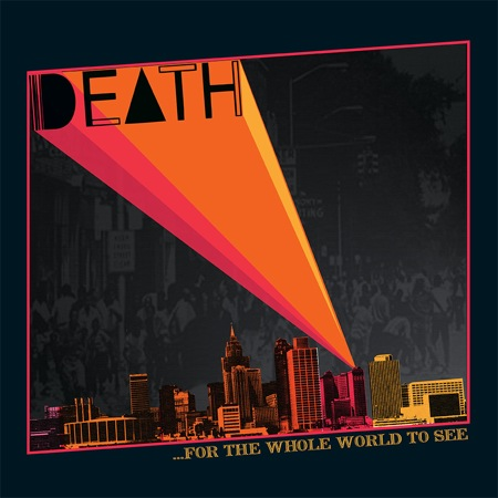 Death Album Cover