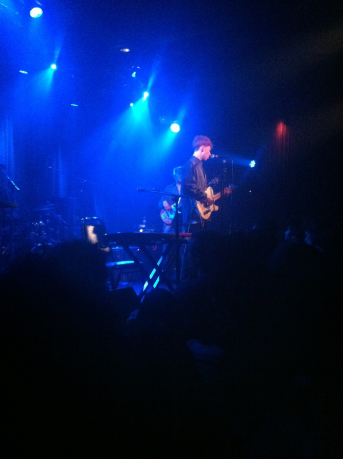 King Krule @ The Independent SF
