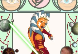 AHSOKA TANO: ONE LOVELY JEDI